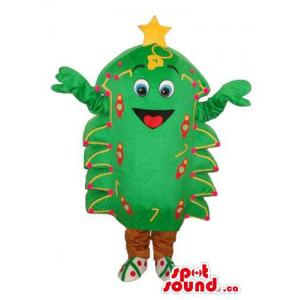 Cute Christmas Tree Plush...