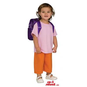 Cute Dora The Explorer...