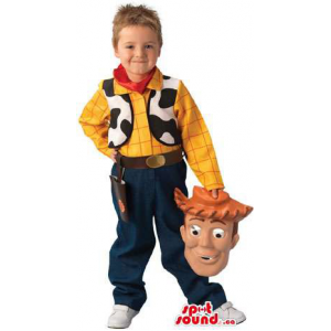 Cute Woody Form Toy Story...