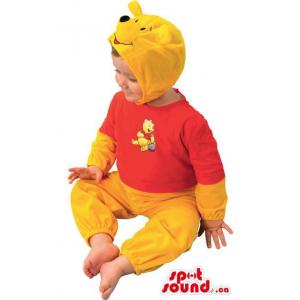 Cute Winnie The Pooh Bear...