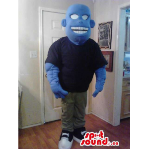 Blue Bold Creature Plush...