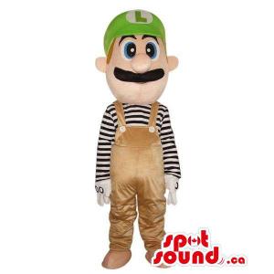 Mario Bros. Luigi Video...