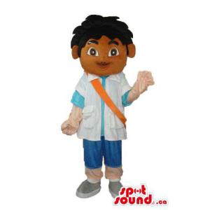 Dark Dora The Explorer Boy...