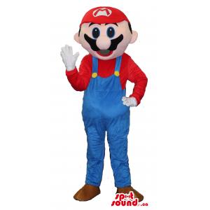 Standard Super Mario Bros....