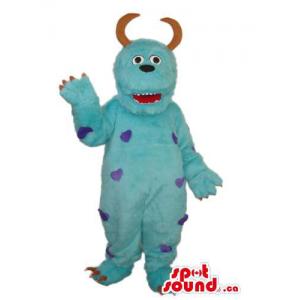 Blue Large Monster Plush...