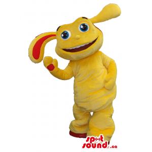 Yellow Creature Plush...