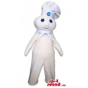 Happy White Creature Plush...