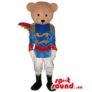 Teddy Bear Boy Animal Plush...