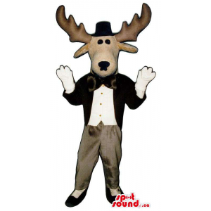 Reindeer Animal Plush...