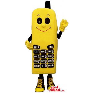 Standard Yellow Cellphone...