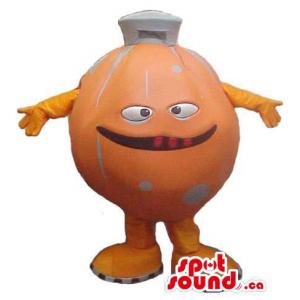 Customised Orange Large...
