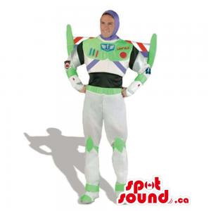 Large Buzz Astronaut Toy...