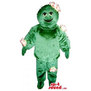 Peculiar Green Cactus Plush...