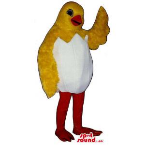 Cute Yellow Soft Chicken...