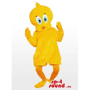 All Customised Yellow Bird...