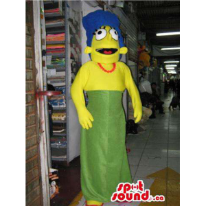 Marge The Simpsons...