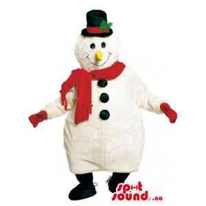 White Snowman Christmas...