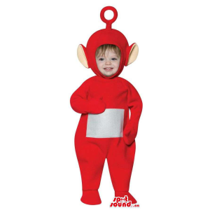 Very Cute Red Teletubbies...