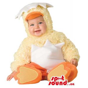 Very Cute Chicken In A...