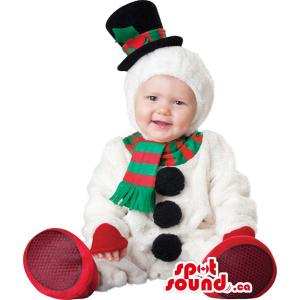 Very Cute Christmas Snowman...