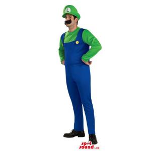 Mario Bros. Mario Luigi...