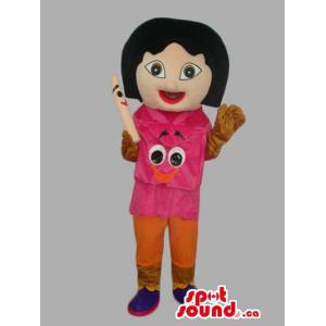 Dora The Explorer Tv Series...