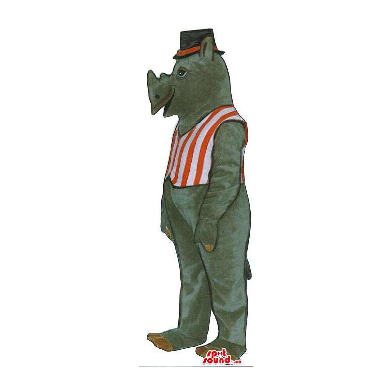 Cinza rinoceronte da...
