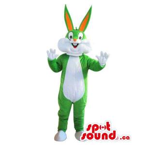 Cute Bugs Bunny Alike Plush...