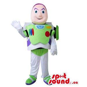 Cute Buzz Light-Year Toy...