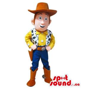 Cute Woody Cowboy Toy Story...