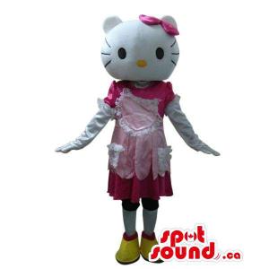 Kitty Cartoon Character...