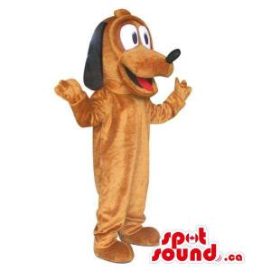 Well-Known Pluto Dog Disney...