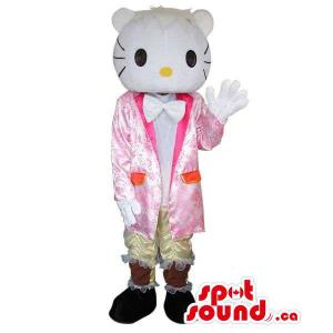 Kitty Boy Character Plush...