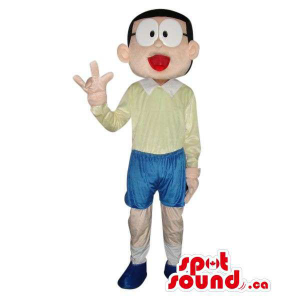 Well-Known Nobita Character...