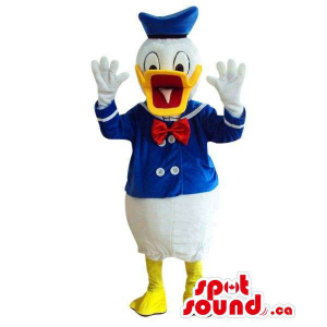 Donald Duck Disney Cartoon...