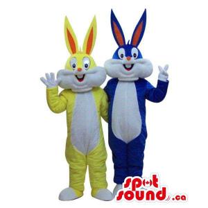 Bugs Bunny Alike Cartoon...