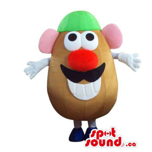 Well-Known Mr. Potato Toy...