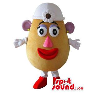 Well-Known Mr. Potato Lady...
