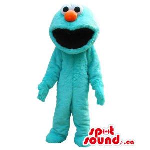 Blue Cookie Monster Alike...