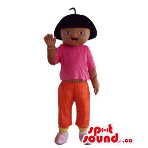 Dark Well-Known Dora The...