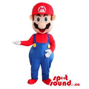 Mario Bros. Mario Video...