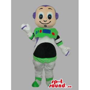 Iconic Buzz Astronaut Toy...