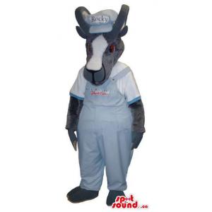 Customised Donkey Plush...