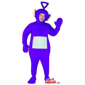 Blue Teletubbies Character...