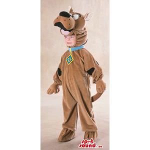 Cute Scooby-Doo Cartoon...