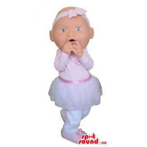 Toddler Girl Doll Extra...