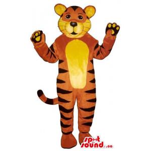 Customised Tiger Plush...