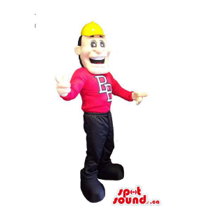 Customised Human Mascot...