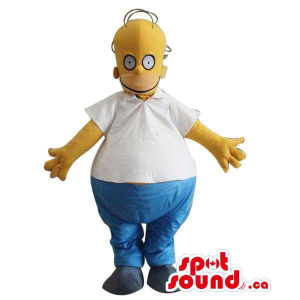 Homer Simpson Well-Known...