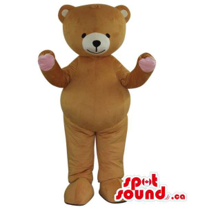 Cute Brown Standard Teddy...